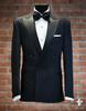Tuxedo đen 6 nút độc đáo