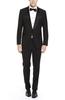 Tuxedo form suôn cho chàng yêu thích đơn giản