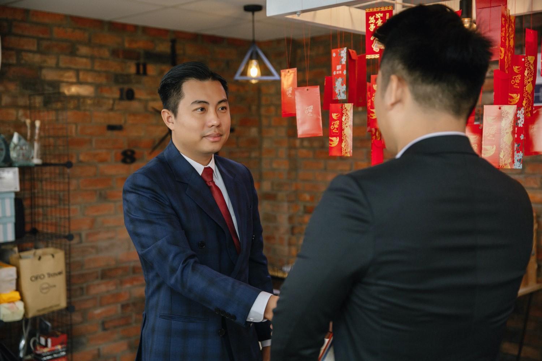 Dịch vụ may suit doanh nhân tận nơi uy tín tại tphcm